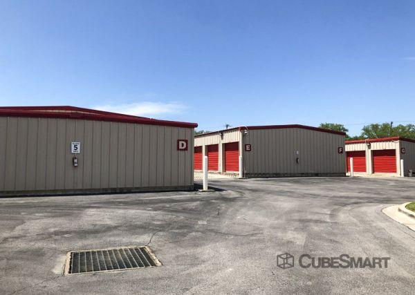CubeSmart Self Storage - Georgetown 2400 North Austin Avenue Georgetown, TX - Photo 1