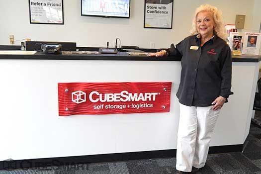 CubeSmart Self Storage - Houston - 6300 Washington Ave 6300 Washington Ave Houston, TX - Photo 2