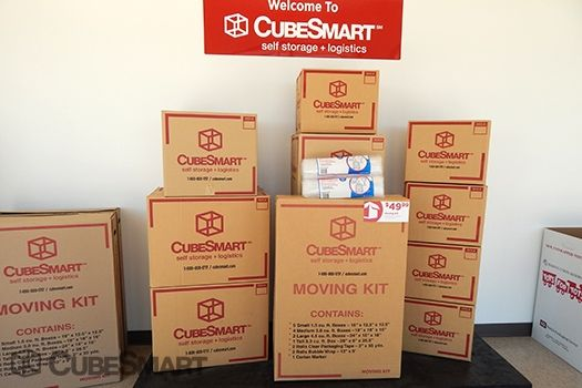 CubeSmart Self Storage - Hutto - 646 West Front Street 646 West Front Street Hutto, TX - Photo 9