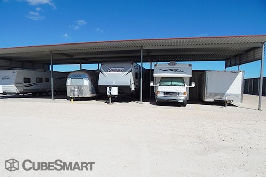 CubeSmart Self Storage - Manor 12407 Us-290 E Manor, TX - Photo 9