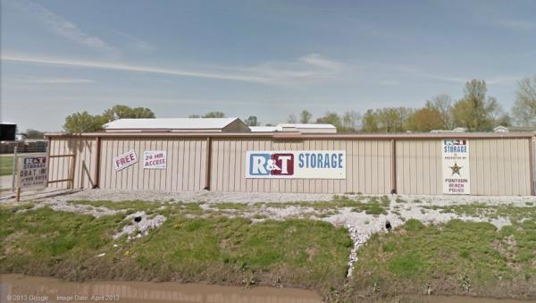 R&T Storage 4310 Horseshoe Lake Road Granite City, IL - Photo 1