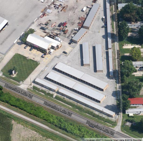 R&T Storage 4310 Horseshoe Lake Road Granite City, IL - Photo 0