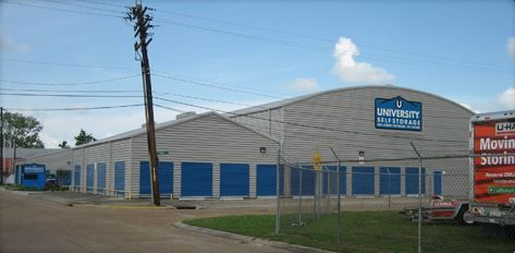 University Self Storage - Lafayette - 209 Lucille Avenue 209 Lucille Avenue Lafayette, LA - Photo 1