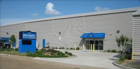 University Self Storage - Lafayette - 209 Lucille Avenue 209 Lucille Avenue Lafayette, LA - Photo 2
