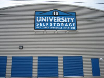 University Self Storage - Lafayette - 209 Lucille Avenue 209 Lucille Avenue Lafayette, LA - Photo 6