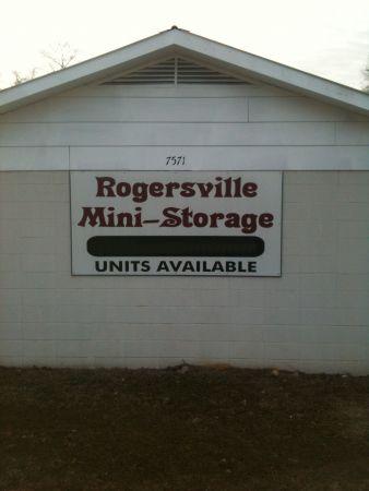 Rogersville Mini Storage 7571 County Road 91 Rogersville, AL - Photo 0