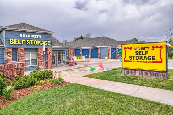 Security Self Storage Austin Bluffs Lowest Rates