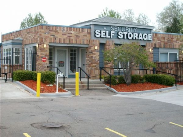 Security Self Storage - Buckley 4480 South Buckley Road Aurora, CO - Photo 1