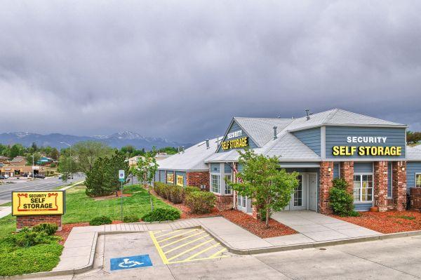 Security Self Storage - Pikes Peak 3760 East Pikes Peak Avenue Colorado Springs, CO - Photo 0