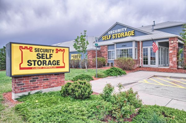 Security Self Storage Pikes Peak Lowest Rates