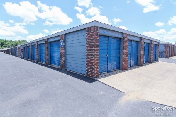 Security Self Storage - South Cooper 3057 South Cooper Street Arlington, TX - Photo 1