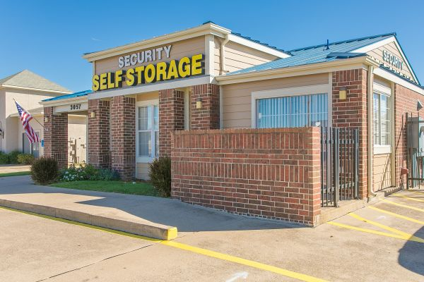 Security Self Storage - South Cooper 3057 South Cooper Street Arlington, TX - Photo 0