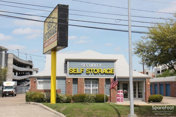 Security Self Storage - South Main - Houston - 8100 South Main Street 8100 South Main Street Houston, TX - Photo 1