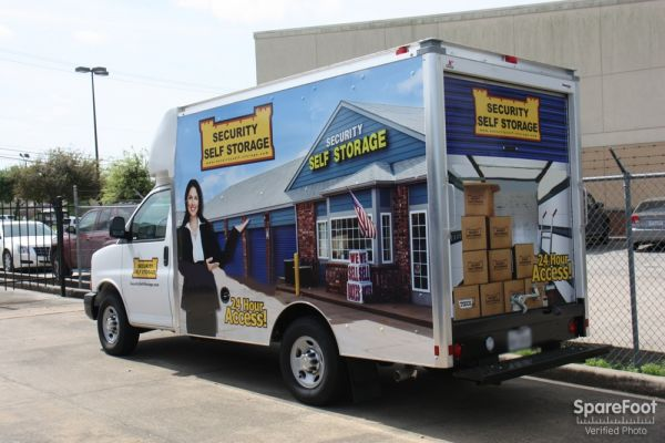 Security Self Storage - South Main - Houston - 8100 South Main Street 8100 South Main Street Houston, TX - Photo 9