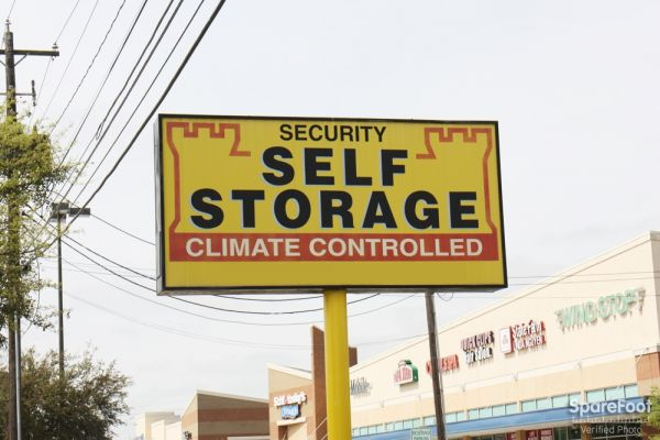 Security Self Storage - South Main - Houston - 8100 South Main Street 8100 South Main Street Houston, TX - Photo 15