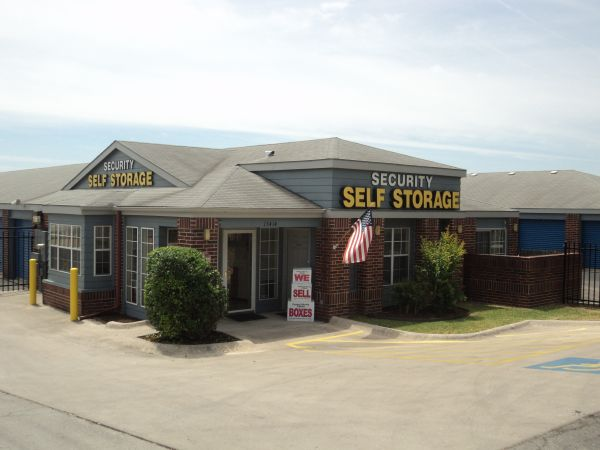 Security Self Storage West Avenue Lowest Rates
