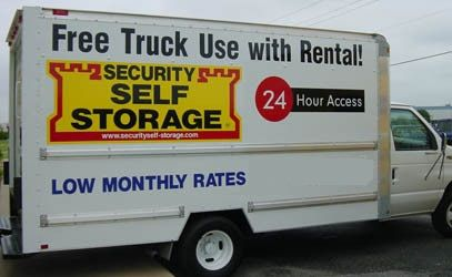 Security Self Storage - William Cannon 1507 West William Cannon Drive Austin, TX - Photo 3