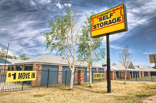Security Self Storage - Fillmore 3061 Wood Avenue Colorado Springs, CO - Photo 0