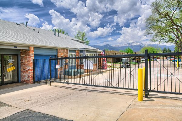 Security Self Storage - Fillmore 3061 Wood Avenue Colorado Springs, CO - Photo 3