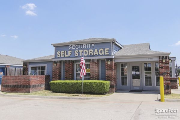 Security Self Storage Forest Lbj9555 Lane Dallas