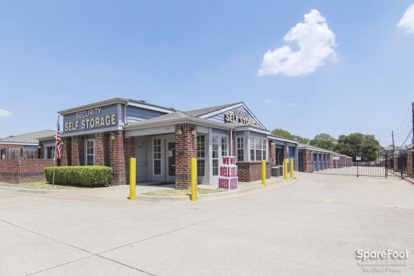 Security Self Storage - Forest & LBJ 9555 Forest Lane Dallas, TX - Photo 1