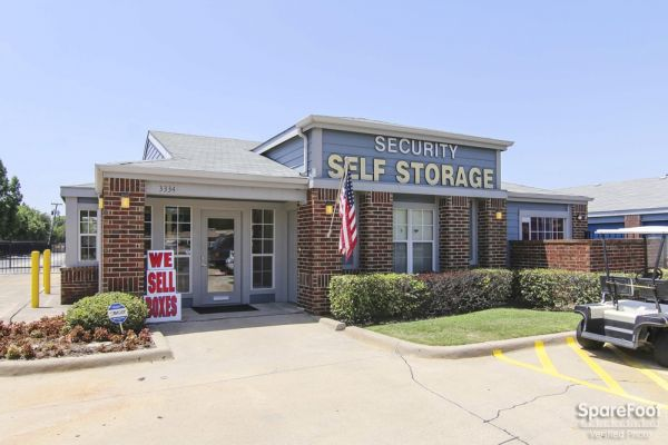 Security Self Storage - Forest & Marsh 3334 Forest Lane Dallas, TX - Photo 0