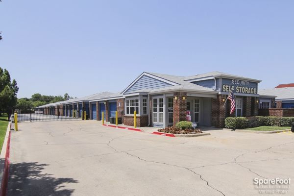 Security Self Storage - Forest & Marsh 3334 Forest Lane Dallas, TX - Photo 1