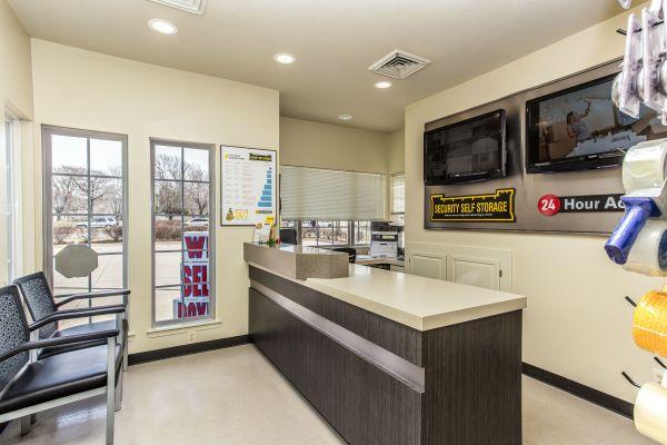 Security Self Storage - Hillside 405 South Hillside Street Wichita, KS - Photo 9