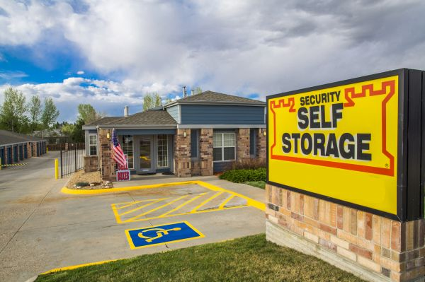 Security Self Storage - Iliff 10601 East Iliff Avenue Aurora, CO - Photo 0