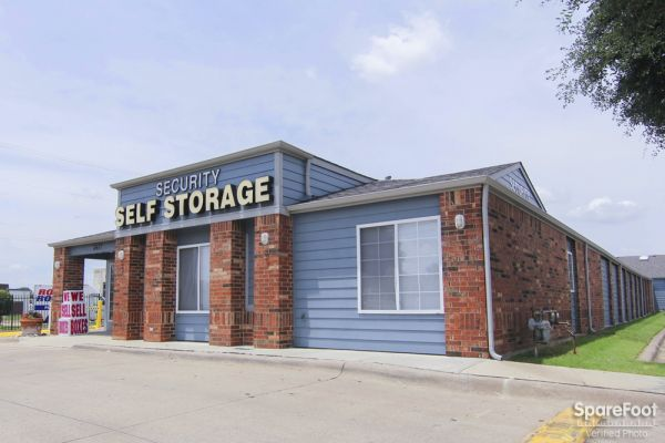 Security Self Storage - Irving 3417 North Belt Line Road Irving, TX - Photo 0