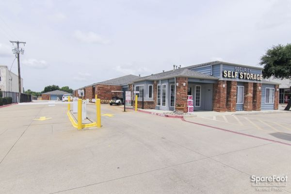 Security Self Storage - Irving 3417 North Belt Line Road Irving, TX - Photo 2