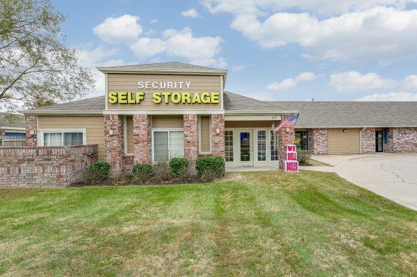 Security Self Storage - Maize Rd. 111 North Maize Road Wichita, KS - Photo 0