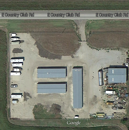 Access Storage- East Country Club 3484 East Country Club Road Salina, KS - Photo 1