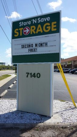 Store N Save Mini Storage 7140 Ridge Road Port Richey, FL - Photo 0