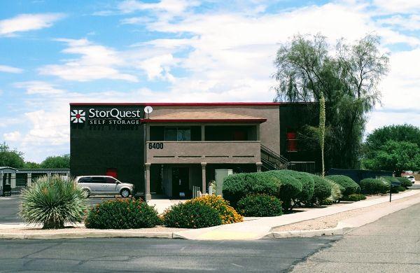 StorQuest - Tucson/Commerce 6400 South Commerce Court Tucson, AZ - Photo 0