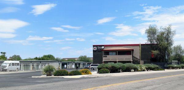 StorQuest - Tucson/Commerce 6400 South Commerce Court Tucson, AZ - Photo 1