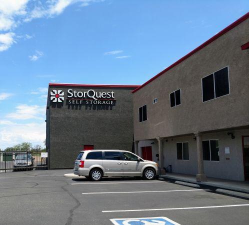 StorQuest - Tucson/Commerce 6400 South Commerce Court Tucson, AZ - Photo 2