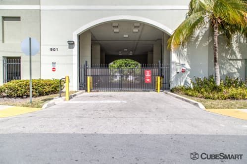 CubeSmart Self Storage - Fort Lauderdale - 901 Northwest 1st Street 901 Northwest 1st Street Fort Lauderdale, FL - Photo 7