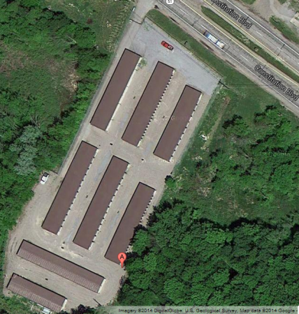 A-Plus Self Storage-Darlington 4073 Constitution Blvd Darlington, PA - Photo 2
