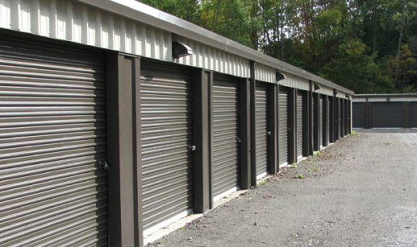 A-Plus Self Storage - West Middlesex 3739 NEW CASTLE ROAD WEST MIDDLESEX, PA - Photo 0