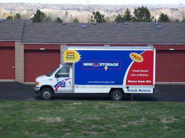 Mini U Storage - Jefferson County 7322 S Carr St Littleton, CO - Photo 2