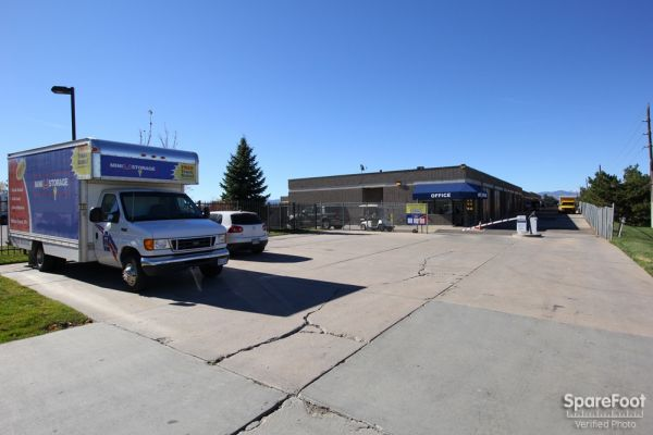 Mini U Storage - AAA County Line 1400 E County Line Rd Highlands Ranch, CO - Photo 0