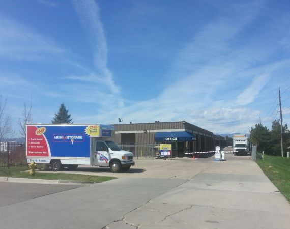 Mini U Storage - AAA County Line 1400 E County Line Rd Highlands Ranch, CO - Photo 5
