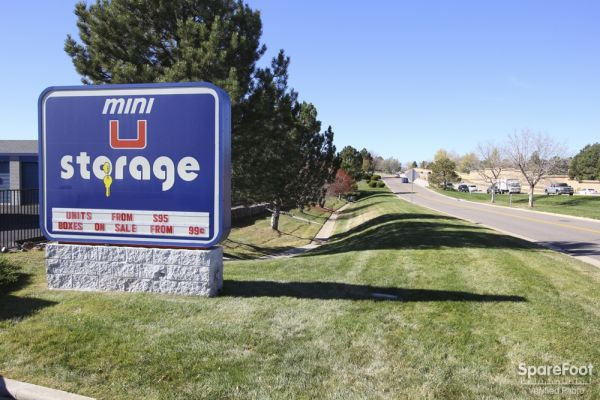 ... Mini U Storage   Highlands Ranch 6678 E County Line Rd Highlands Ranch,  ...