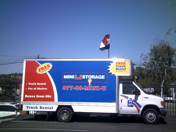 Mini U Storage - Atascadero 9300 El Camino Real Atascadero, CA - Photo 2