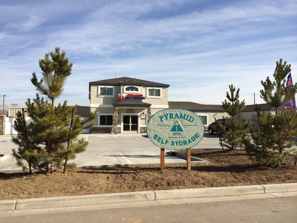 A Pyramid Self Storage The Most Modern and Secure Storage In Sparks!!!!! AAA Approved! 1070 Roberta Lane Sparks, NV - Photo 0