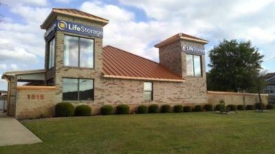 Life Storage - Round Rock - North AW Grimes Boulevard 1515 N Aw Grimes Blvd Round Rock, TX - Photo 0