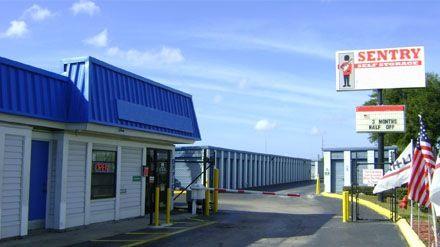 Sentry Self Storage - Tampa, Florida 4901 East Adamo Drive Tampa, FL - Photo 0
