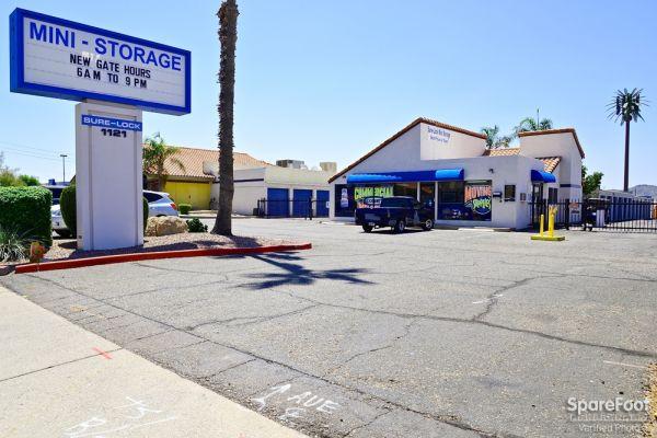 Sure-Lock Mini Storage 1121 West Bell Road Phoenix, AZ - Photo 1