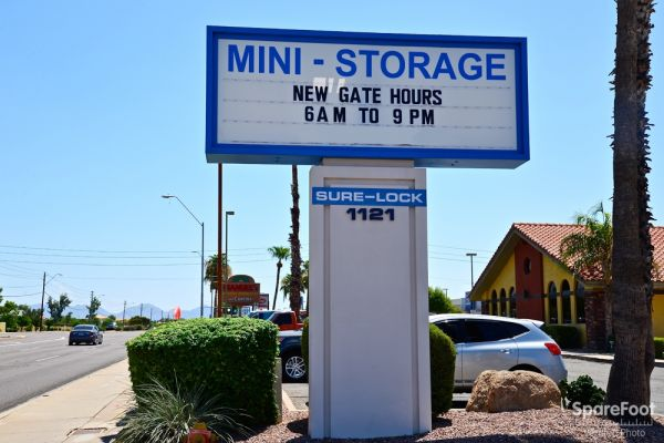 Sure-Lock Mini Storage 1121 West Bell Road Phoenix, AZ - Photo 14